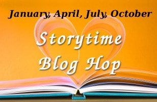 Story Time Blog Hop January, April, July and October