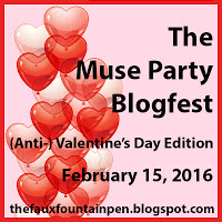 Valentines muse party logo