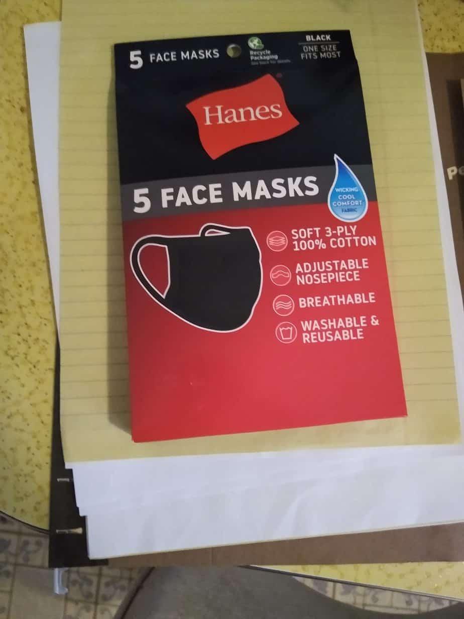 hanesfacemasks